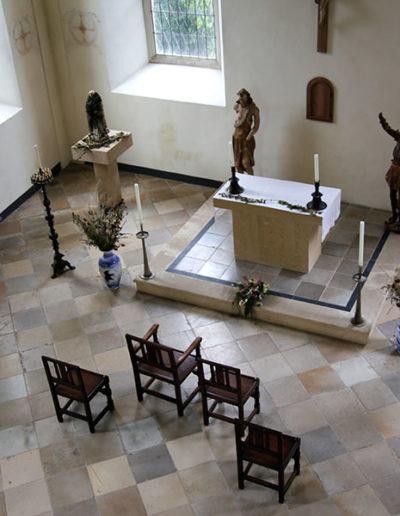 Schloss Deutschkreutz Kapelle