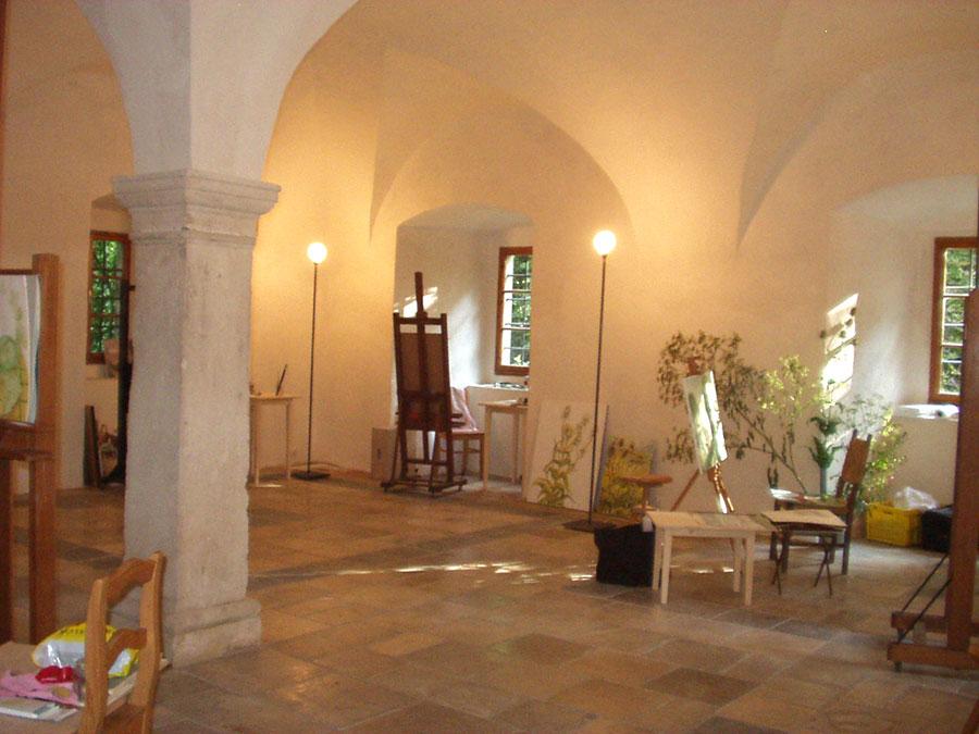 Schloss Deutschkreutz Atelier