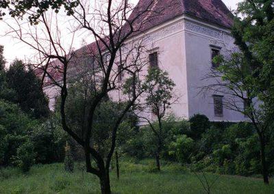Schloss Deutschkreutz Außenansicht