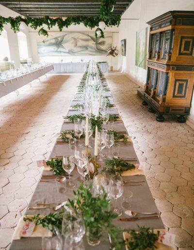 Schloss Deutschkreutz Hochzeit Rittersaal