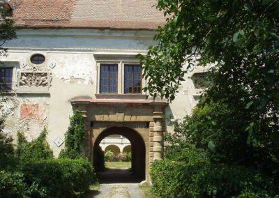 Schloss Deutschkreutz Tor